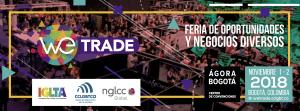 Lee más sobre el artículo Primera Feria LGBT ''WETRADE 2018'' Se Realizará En Bogotá